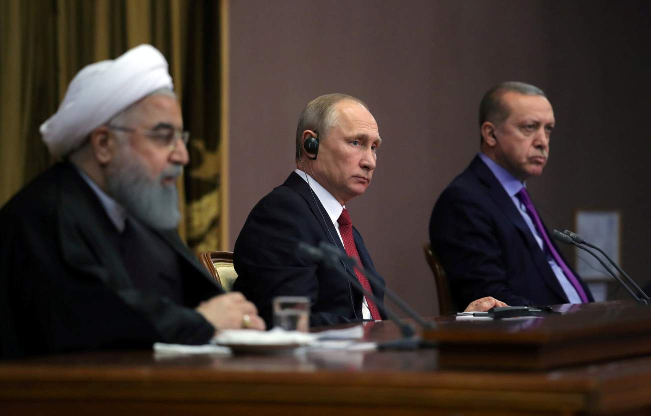 Russia Is Reaping The Benefits Of Israels Actions In Syria Meccanism Long Syiria