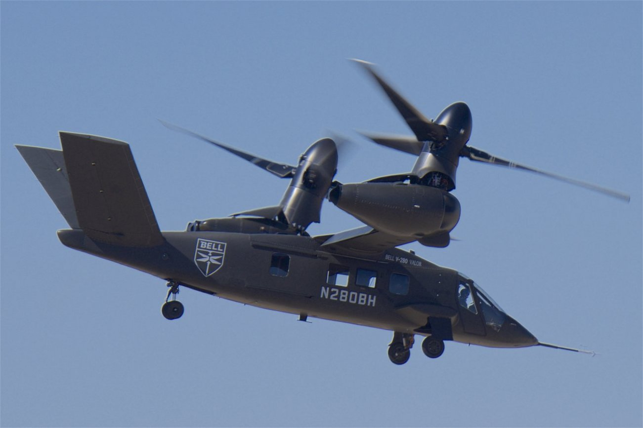 Real-Life Transformers: Could the Military's V-280 Become Fully Automated?