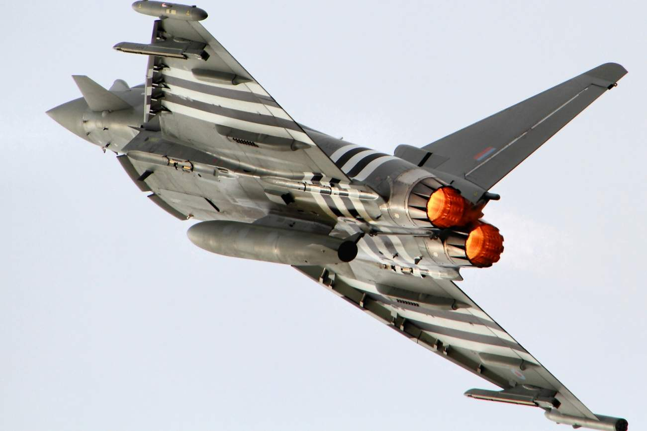 Germany Wants New Fighter Jets: This Plane Could Give the F/A-18 Some Competition