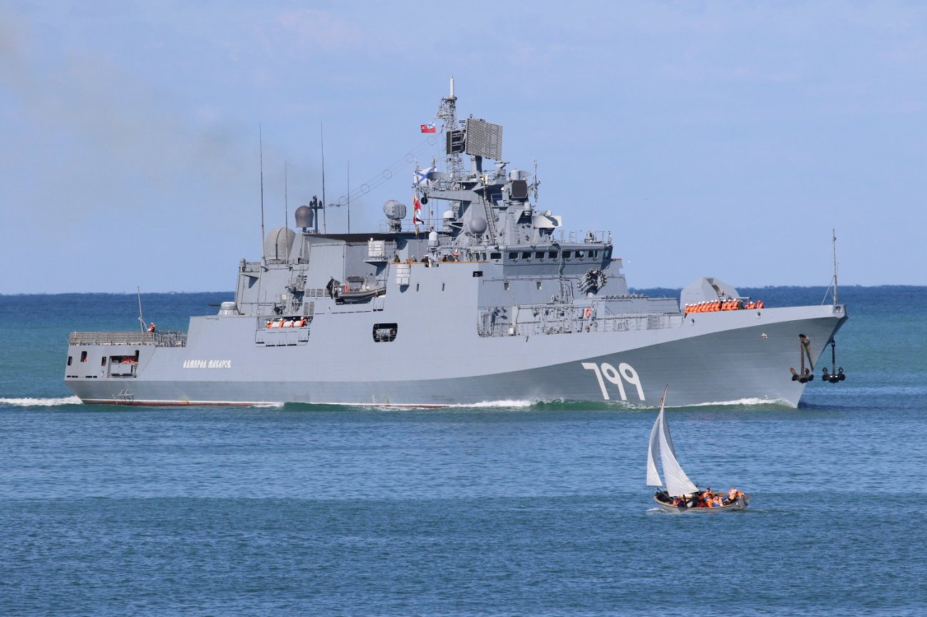 Russia's Pacific Fleet Is Getting Stronger. Here's Why That Matters