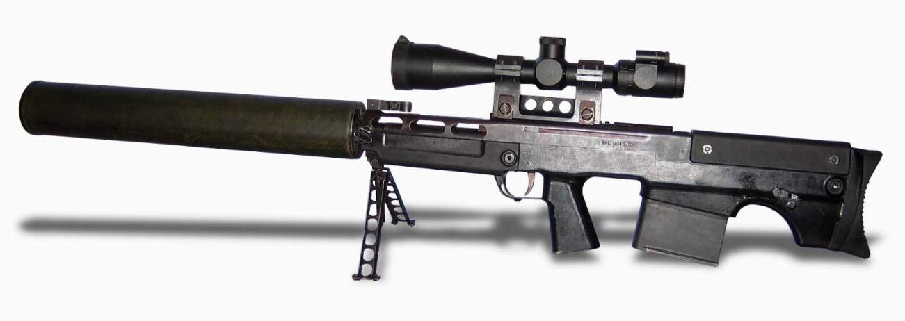 Bullpup cover image