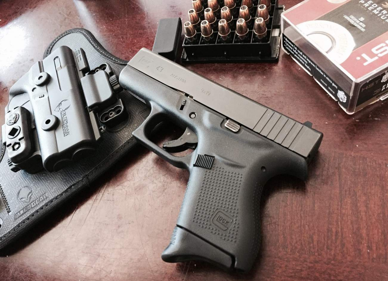Why the Glock 43 Could Be the Best Self Defense Gun Around