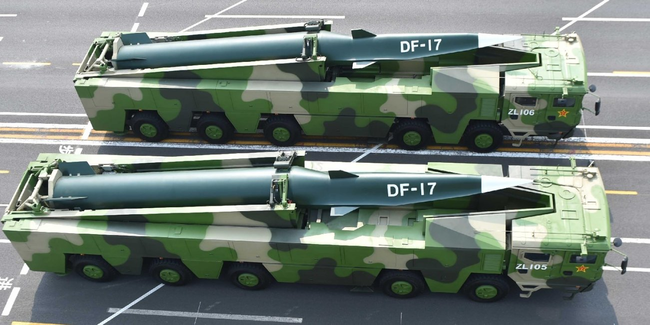 Wait, China Has TWO Hypersonic Missiles?