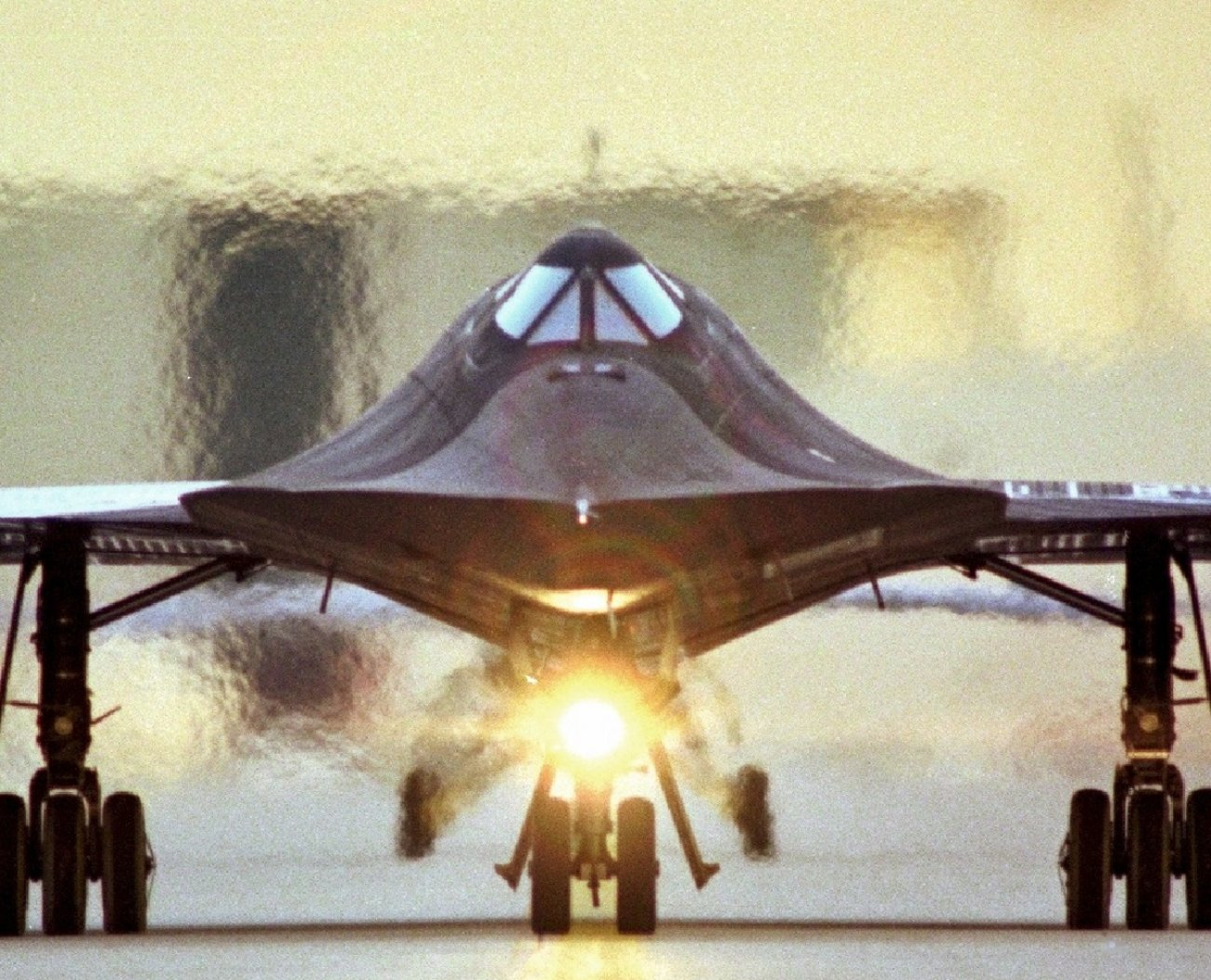 Could a Mach 5 SR-72 Spy Plane Already Be in the Sky?