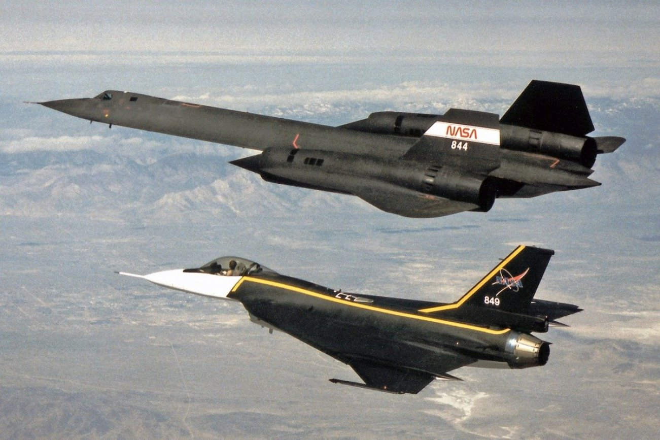 Why the SR-71 Blackbird Was a Nightmare to Operate