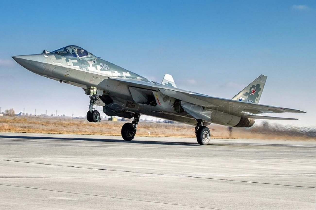 Imagine This: Russia Sells Its Stealth Technology (Like this Fighter) to China