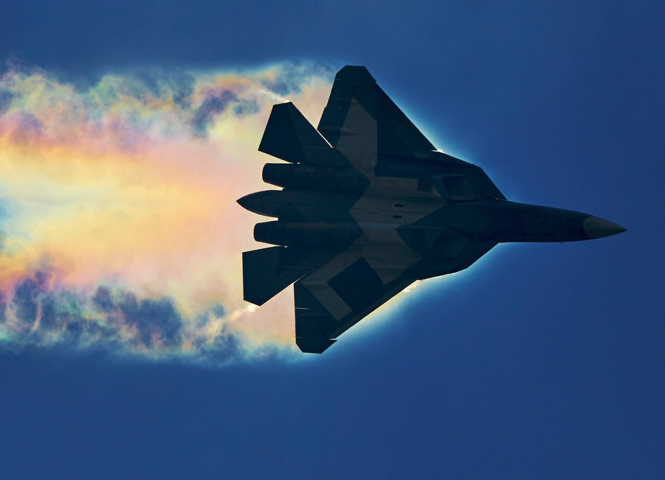 Want to Buy a Stealth Fighter? Russia's Su-57 Is For Sale