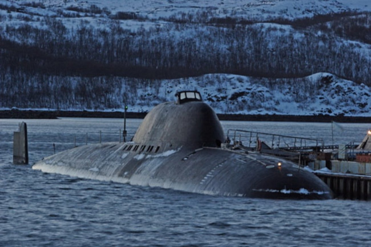 Russia's Alfa-Class Submarine Could Outrun It's Own Torpedoes