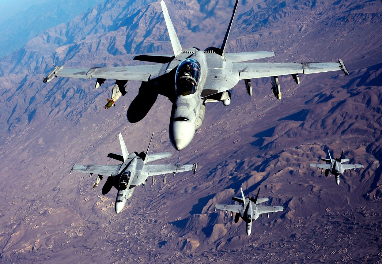 Coming Soon: F/A-18 Super Hornet's Armed with Hypersonic Missiles?