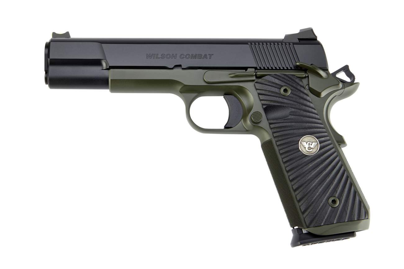 No Doubt: These 5 .45 Caliber Pistols Are The Best In The World