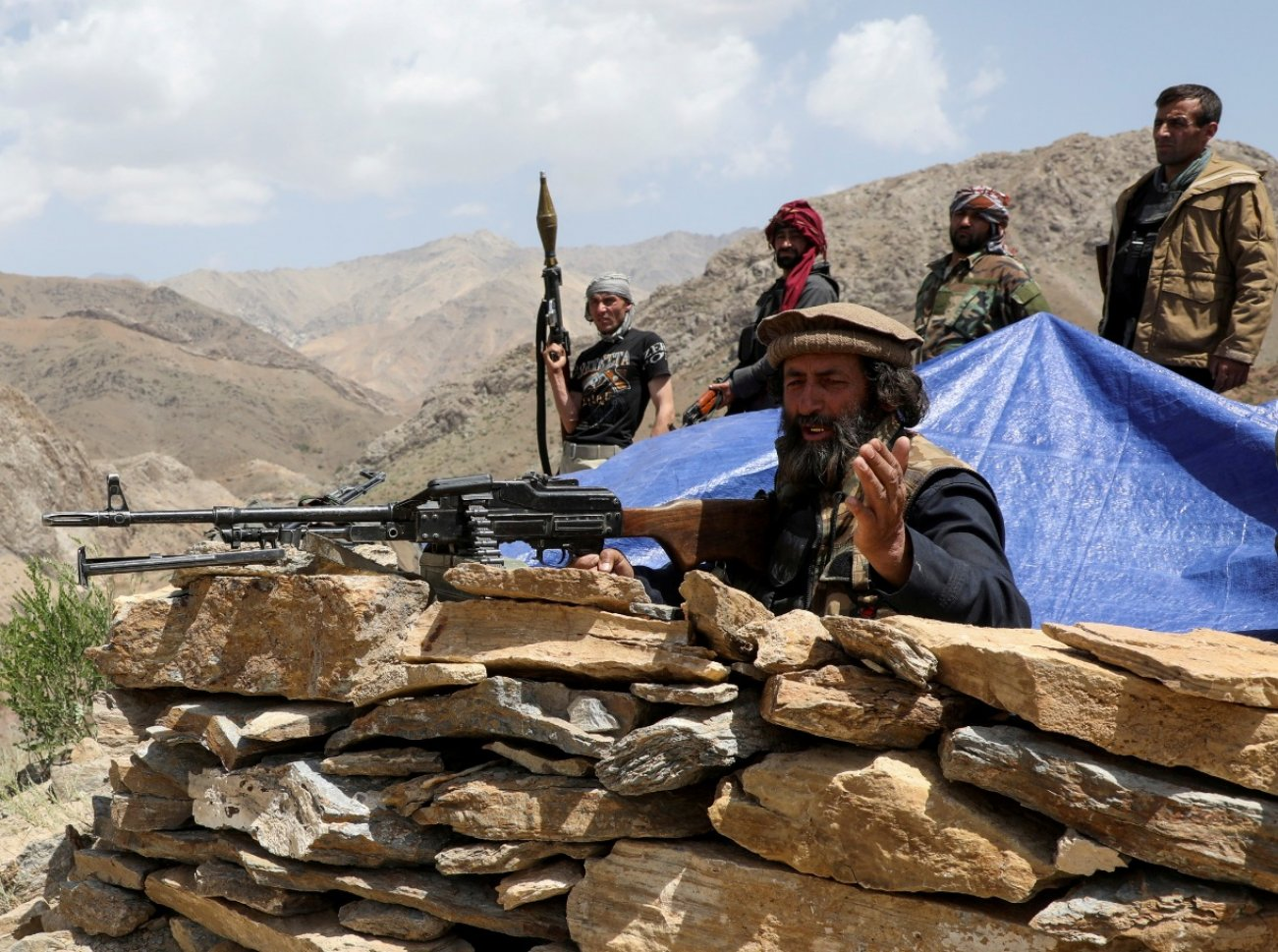 The Taliban Is Taking Over Afghanistan: Here's How to Stop Them