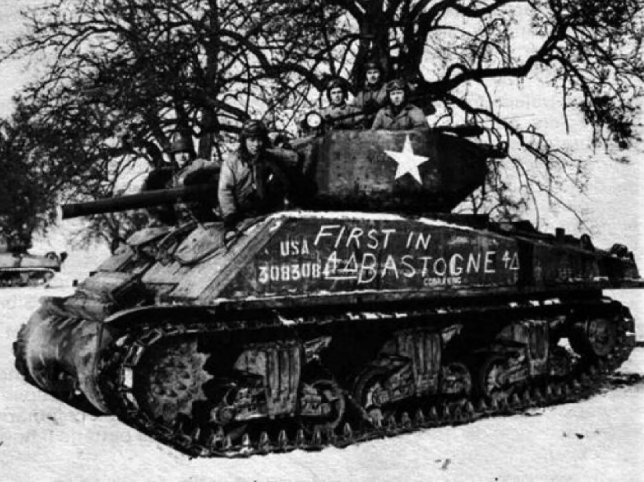 The Battle of the Bulge: Hitler's Desperate Gambit Crushed by American Grit