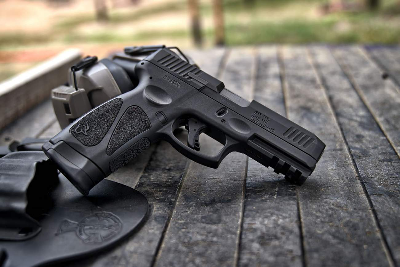 Brazil's Answer to the Glock 19 Gun: Meet the Taurus G3