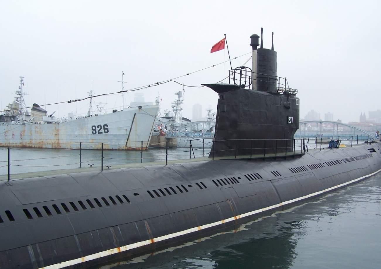 No More Air: How An Entire Chinese Submarine Crew Died a Tragic Death in 2003