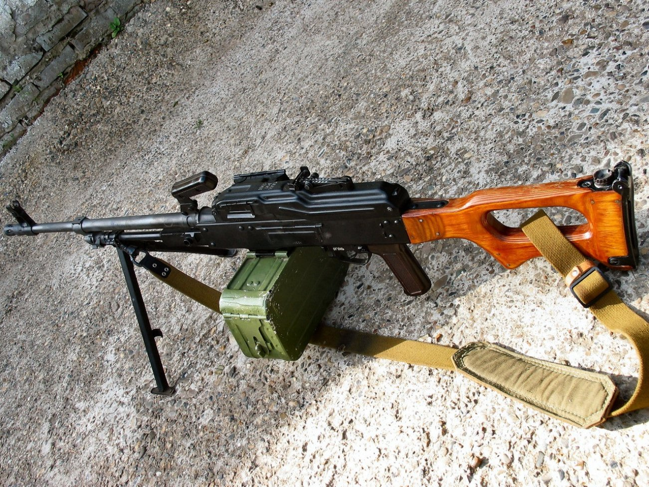 Let the Debate Begin: 5 Deadliest Machine Guns on Earth