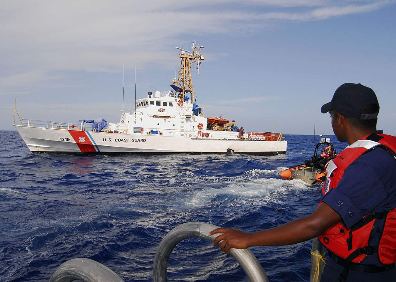 worried about the size of the u s navy rearm the coast guard the