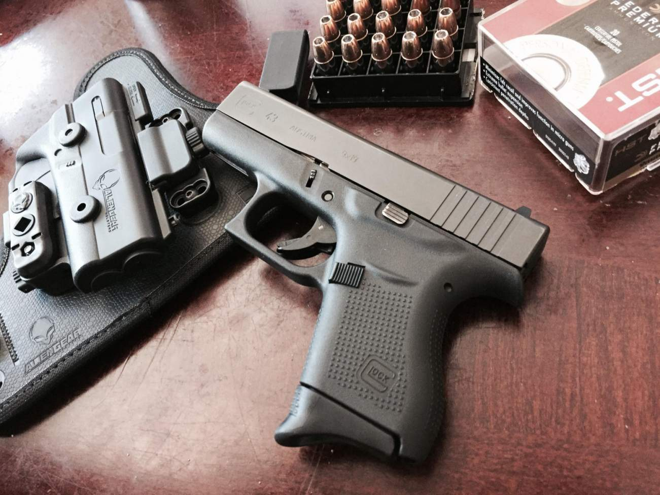Need a Gun for Self Defense? Why the Glock 43 Is An Excellent Choice