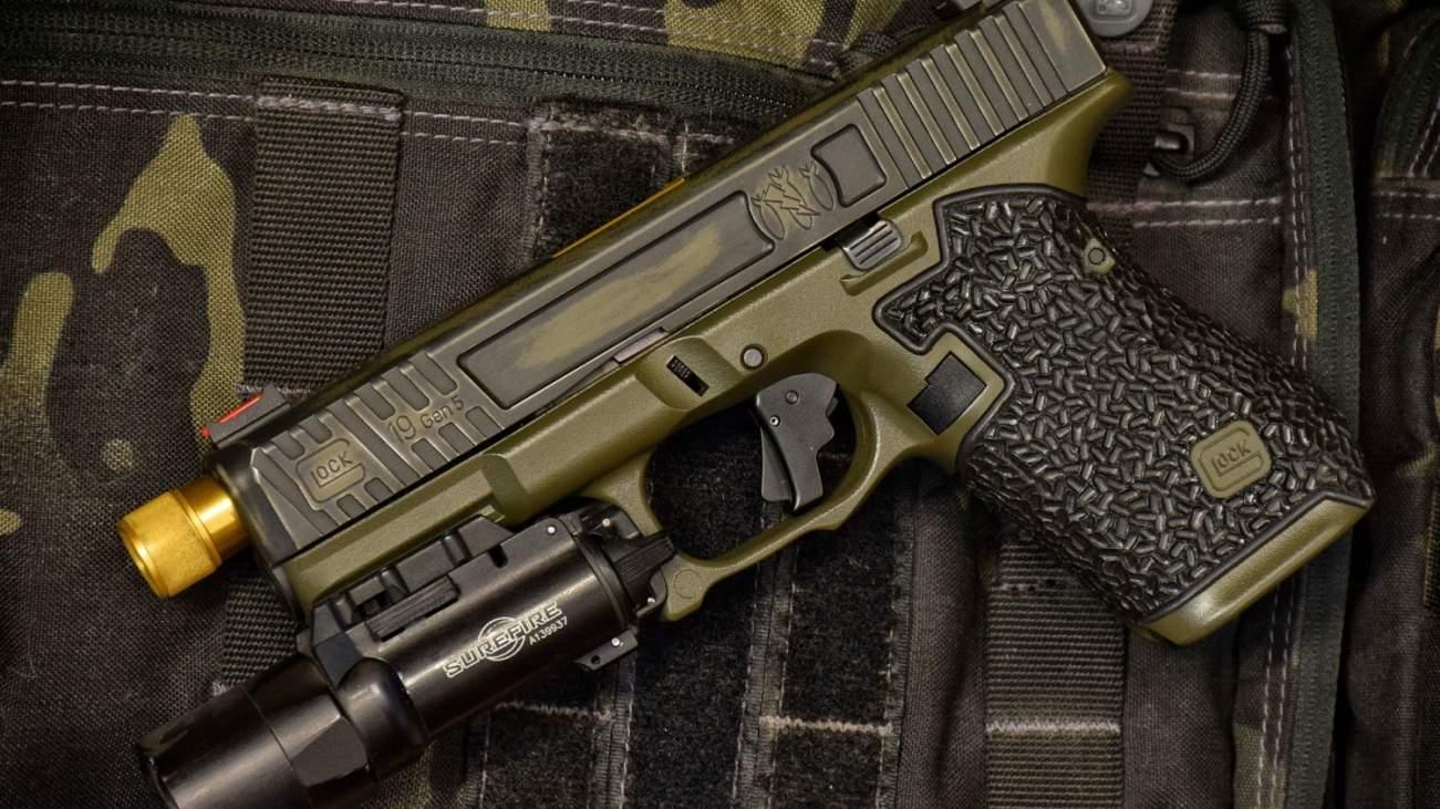 Shotguns and Semiautomatic Handguns: The Best in the World