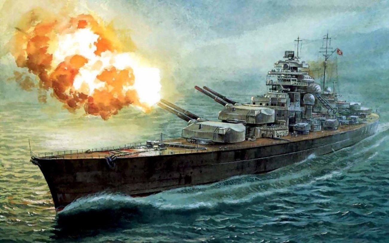 Sink the Bismarck: How the Royal Navy Smashed Hitler's Best Battleship