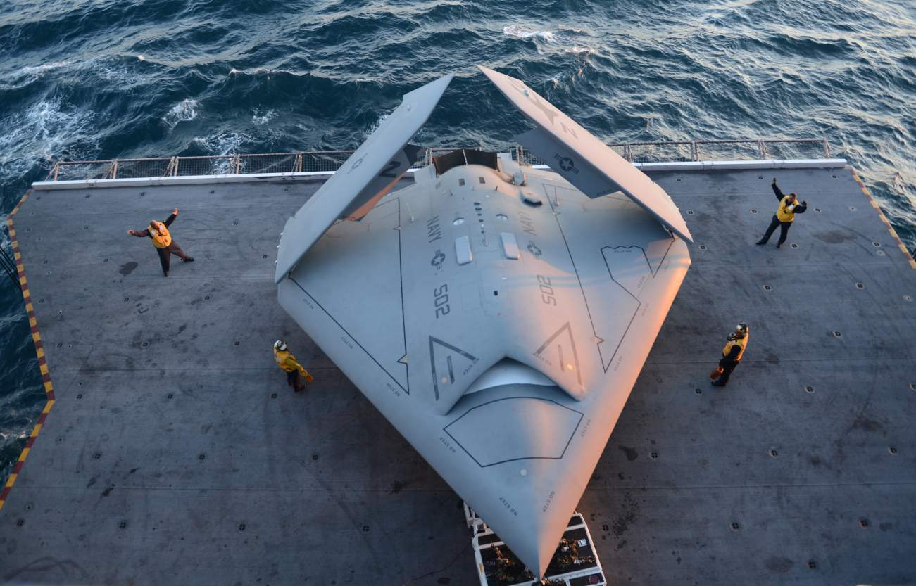 This Picture Might be the Future for China's Aircraft Carriers