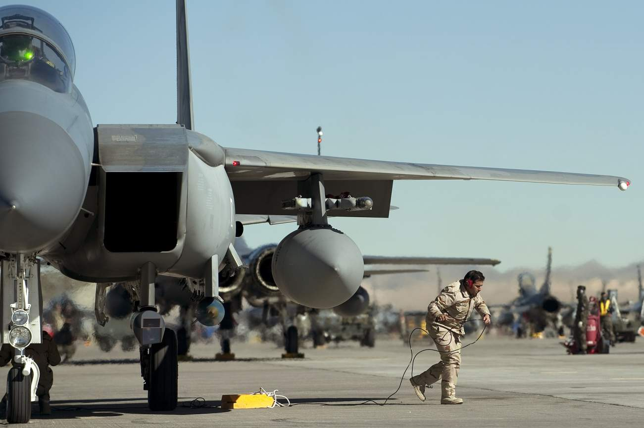 Time for Collective Defense in the Middle East