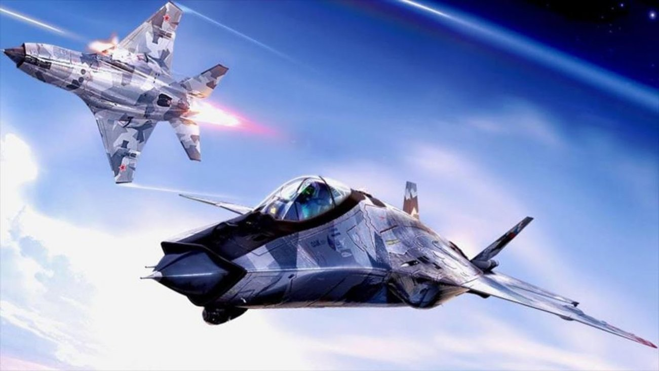 Russia's Mysterious PAK-DP Stealth Fighter: 6th Generation Game Changer?